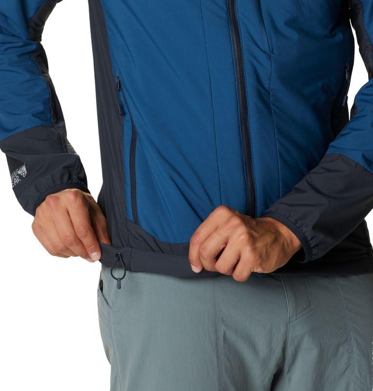 Kor Cirrus™ Hybrid Hoody | 402 | XL Men's Kor Cirrus™ Hybrid Full Zip Hoody, Blue Horizon, a3