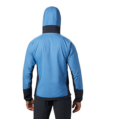 Men's Kor Cirrus™ Hybrid Hoody Kor Cirrus™ Hybrid Hoody | 233 | L, Deep Lake, back