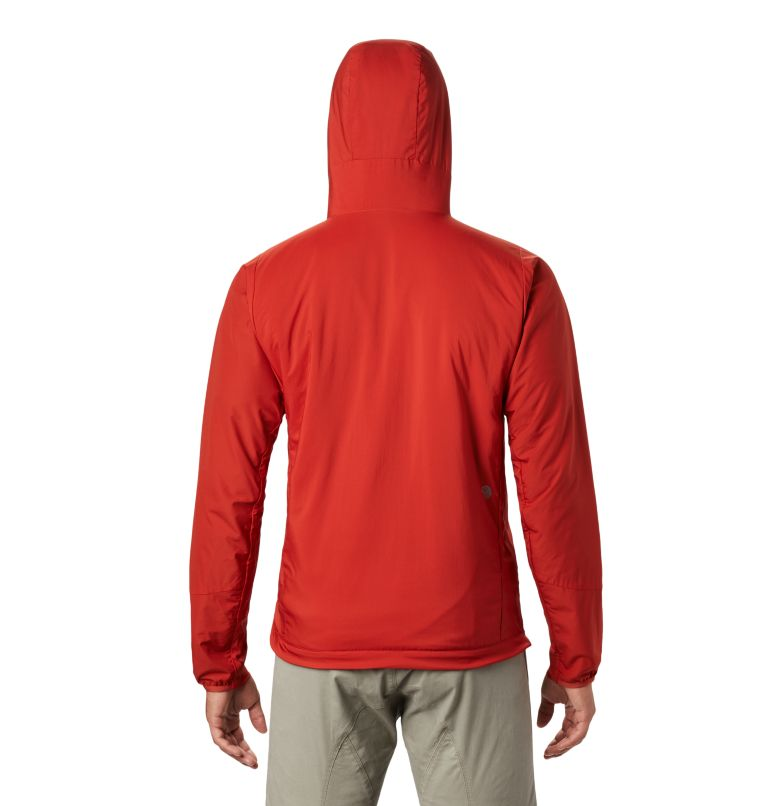 Men's Kor Cirrus™ Hybrid Hoody Men's Kor Cirrus™ Hybrid Hoody, back