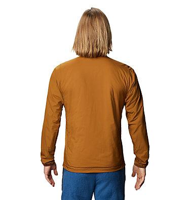 Men's Kor Cirrus™ Hybrid Jacket Kor Cirrus™ Hybrid Jacket | 305 | L, Golden Brown, back