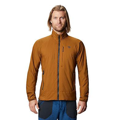 Men's Kor Cirrus™ Hybrid Jacket Kor Cirrus™ Hybrid Jacket | 305 | L, Golden Brown, front