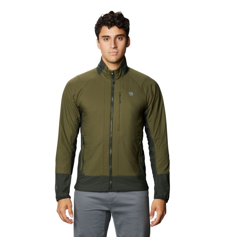 Mountain Hardwear Men's Kor Cirrus Hybrid Jacket