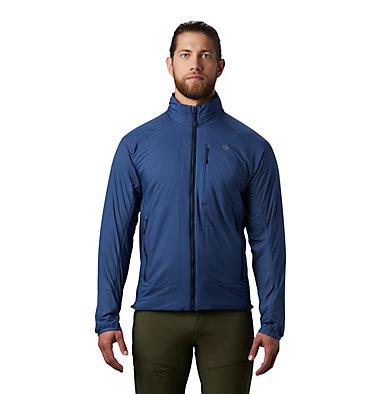 Men's Kor Cirrus™ Hybrid Jacket Kor Cirrus™ Hybrid Jacket | 305 | L, Better Blue, front