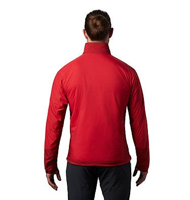 Men's Kor Cirrus™ Hybrid Jacket Kor Cirrus™ Hybrid Jacket | 305 | L, Racer, back