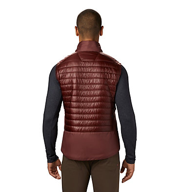 Men's Ghost Shadow™ Vest Ghost Shadow™ Vest | 236 | L, Dark Umber, back