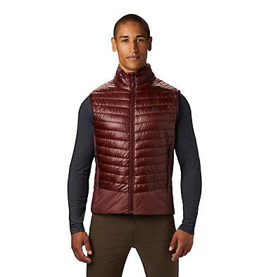 Men's Ghost Shadow™ Vest Ghost Shadow™ Vest | 236 | L, Dark Umber, front