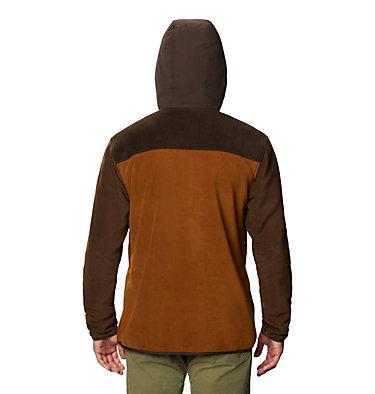 Men's UnClassic™ Fleece Pullover UnClassic™ Fleece Pullover   209   L, Dark Ash, back