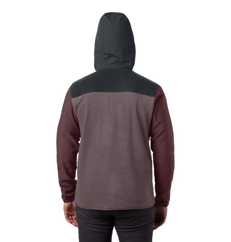 UnClassic™ Fleece Pullover | 249 | XXL Men's UnClassic™ Fleece Pullover, Warm Ash, back