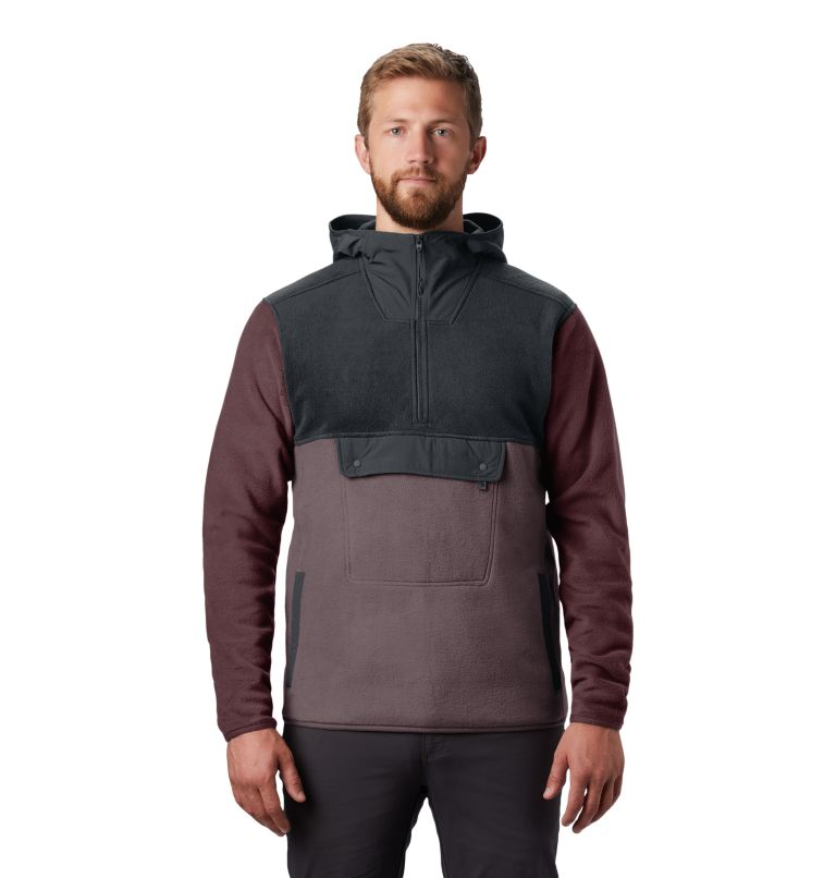 UnClassic™ Fleece Pullover | 249 | XXL Men's UnClassic™ Fleece Pullover, Warm Ash, front