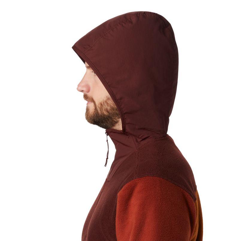 UnClassic™ Fleece Hoody | 259 | S Men's UnClassic™ Fleece Pullover, Dark Umber, a1