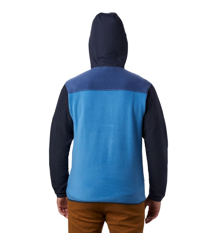 Men's UnClassic™ Fleece Pullover Men's UnClassic™ Fleece Pullover, back