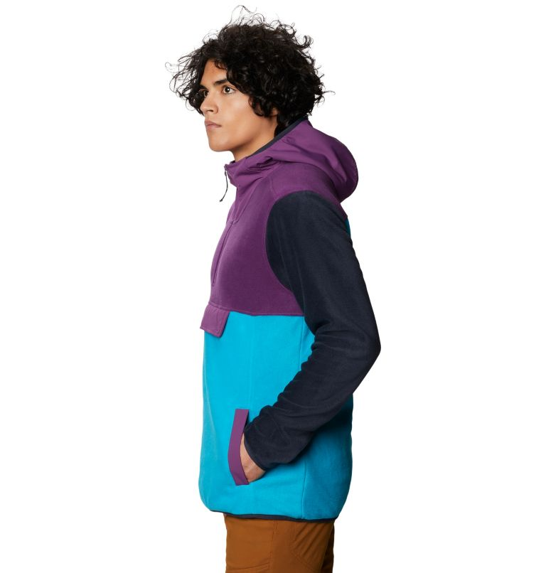 UnClassic™ Fleece Pullover | 502 | S Men's UnClassic™ Fleece Pullover, Cosmos Purple, a1