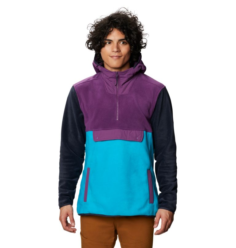 UnClassic™ Fleece Pullover | 502 | S Men's UnClassic™ Fleece Pullover, Cosmos Purple, front