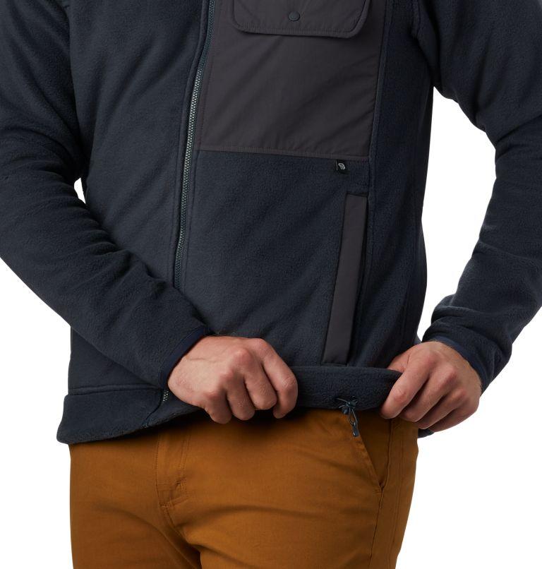 UnClassic™ Fleece Jacket | 004 | M UnClassic™ Fleece Jacket, Dark Storm, a1