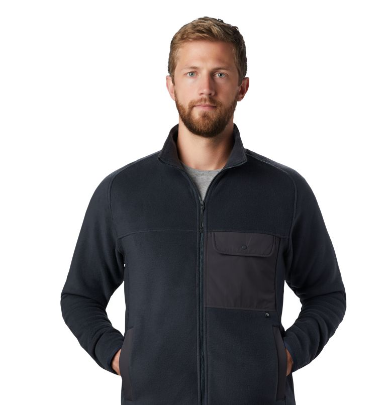 UnClassic™ Fleece Jacket | 004 | M UnClassic™ Fleece Jacket, Dark Storm, a2