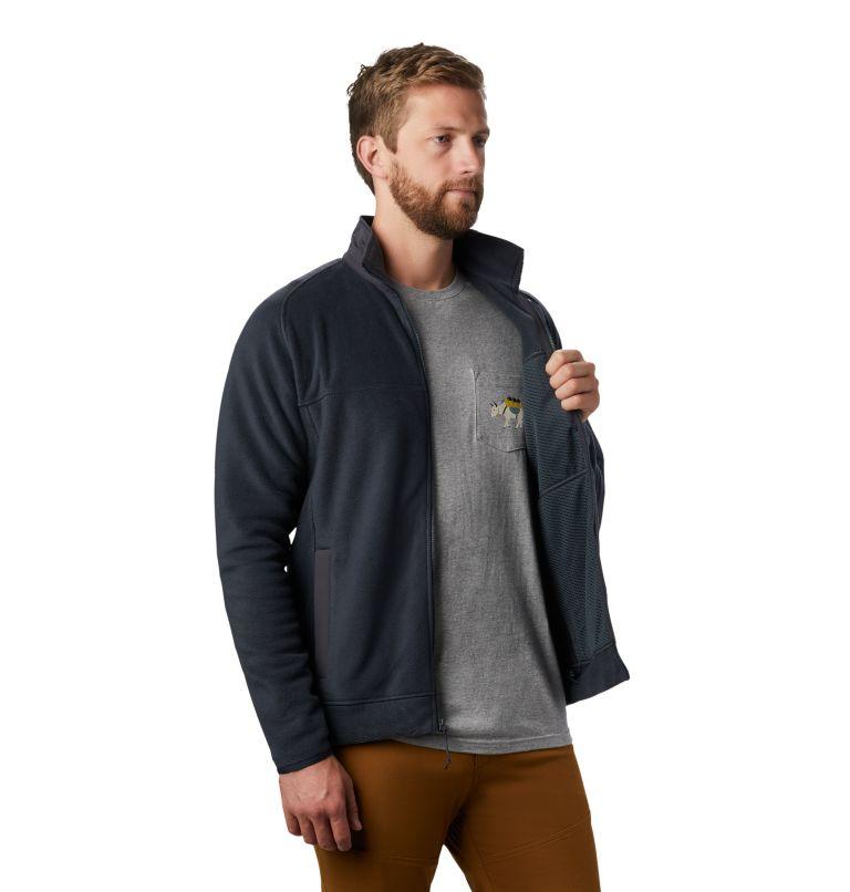 UnClassic™ Fleece Jacket | 004 | M UnClassic™ Fleece Jacket, Dark Storm, a3