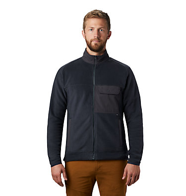 Men's UnClassic™ Fleece Jacket UnClassic™ Fleece Jacket   209   L, Dark Storm, front