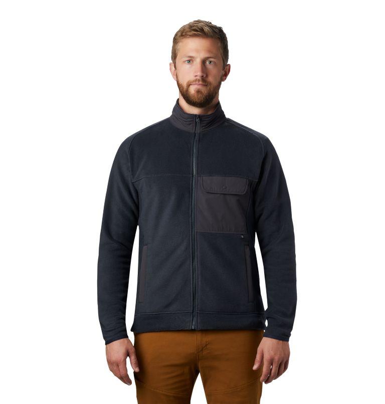 UnClassic™ Fleece Jacket | 004 | M UnClassic™ Fleece Jacket, Dark Storm, front