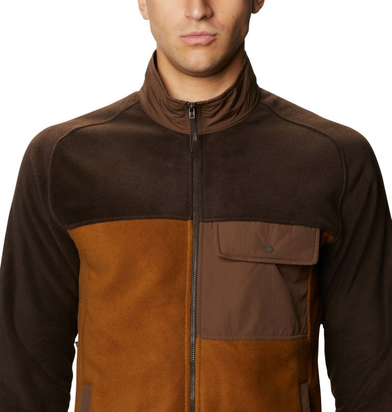 UnClassic™ Fleece Jacket   209   M UnClassic™ Fleece Jacket, Dark Ash, a2