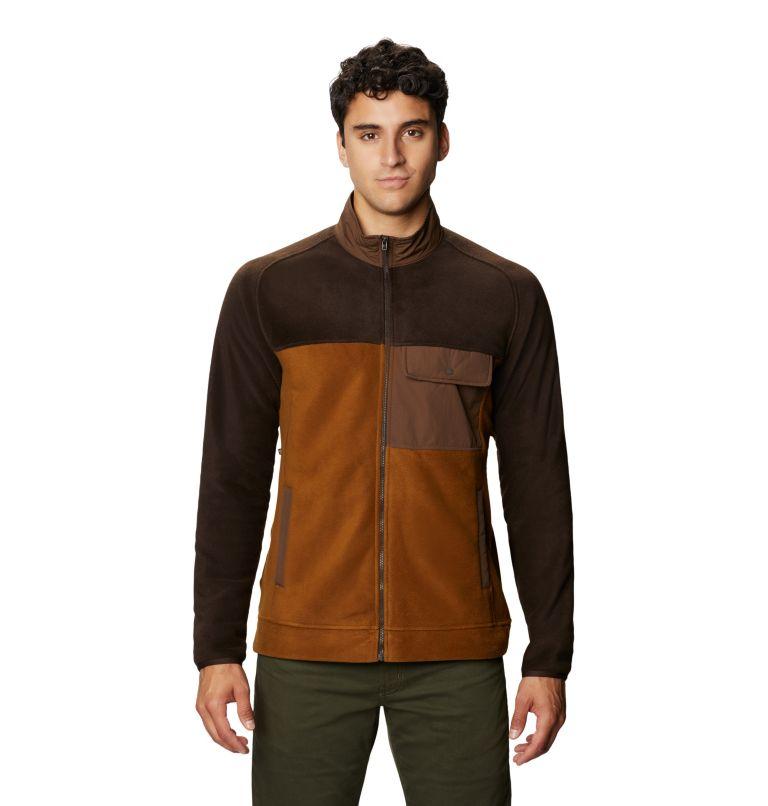 UnClassic™ Fleece Jacket   209   M UnClassic™ Fleece Jacket, Dark Ash, front