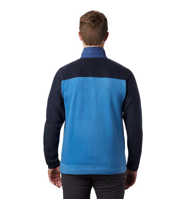 UnClassic™ Fleece Jacket | 406 | L Men's UnClassic™ Fleece Jacket, Dark Zinc, back