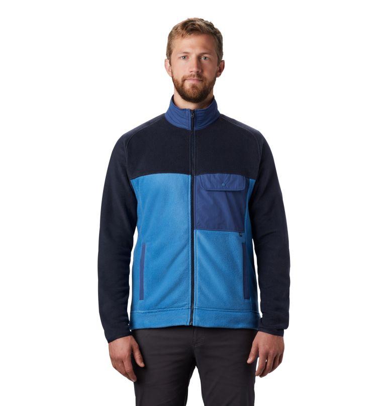 UnClassic™ Fleece Jacket | 406 | L Men's UnClassic™ Fleece Jacket, Dark Zinc, front