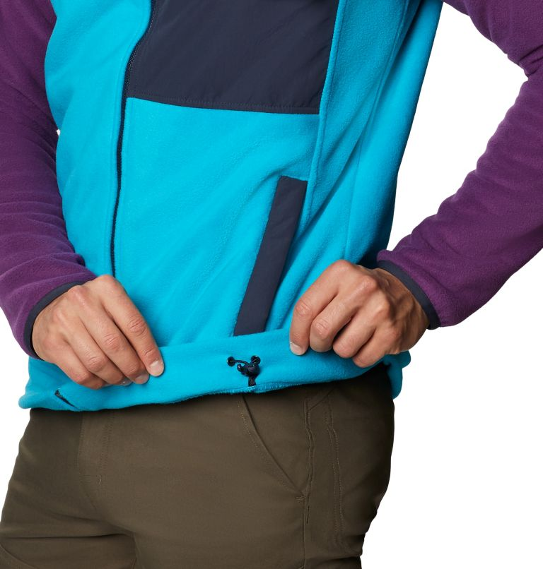 UnClassic™ Fleece Jacket | 502 | XL UnClassic™ Fleece Jacket, Cosmos Purple, a3