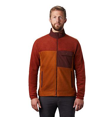 Men's UnClassic™ Fleece Jacket UnClassic™ Fleece Jacket   209   L, Rusted, front