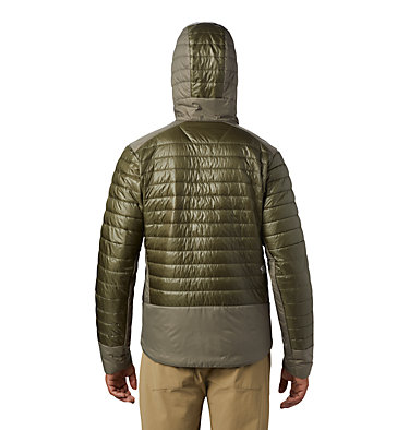 Men's Ghost Shadow™ Hoody Ghost Shadow™ Hoody | 492 | XL, Light Army, back