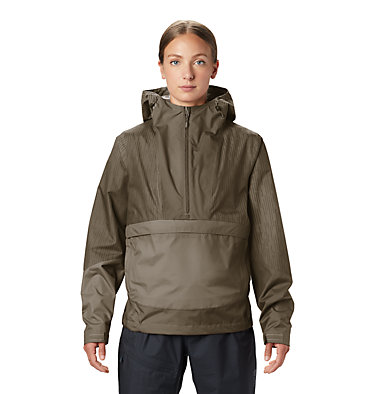 Women's Bridgehaven™ Anorak Bridgehaven™ Anorak | 054 | L, Raw Clay, front