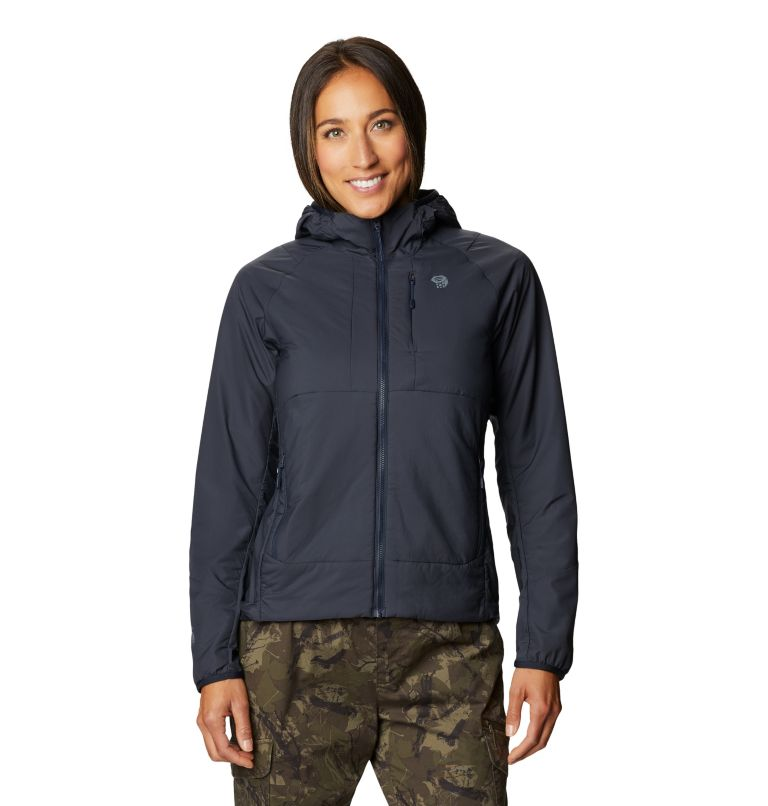 Kor Cirrus™ Hybrid Hoody Kor Cirrus™ Hybrid Hoody, front