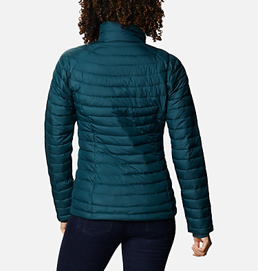Women's White Out™ II Jacket White Out™ II Jacket | 466 | L, Dark Seas, back