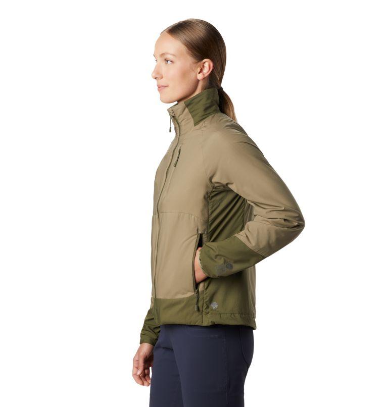 Kor Cirrus™ Hybrid Jacket | 333 | M Women's Kor Cirrus™ Hybrid Jacket, Light Army, a1