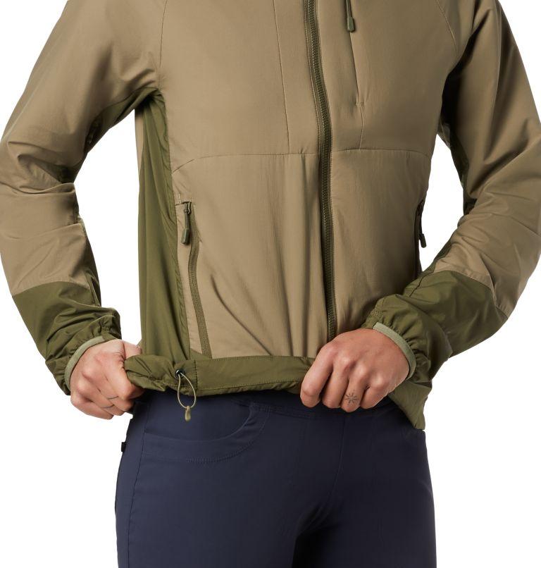 Kor Cirrus™ Hybrid Jacket | 333 | M Women's Kor Cirrus™ Hybrid Jacket, Light Army, a2