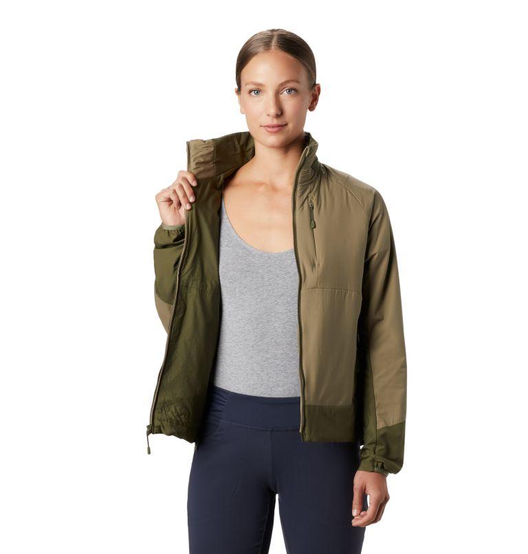 Kor Cirrus™ Hybrid Jacket | 333 | M Women's Kor Cirrus™ Hybrid Jacket, Light Army, a3