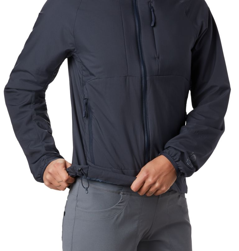 Kor Cirrus™ Hybrid Jacket | 406 | XS Women's Kor Cirrus™ Hybrid Jacket, Dark Zinc, a2