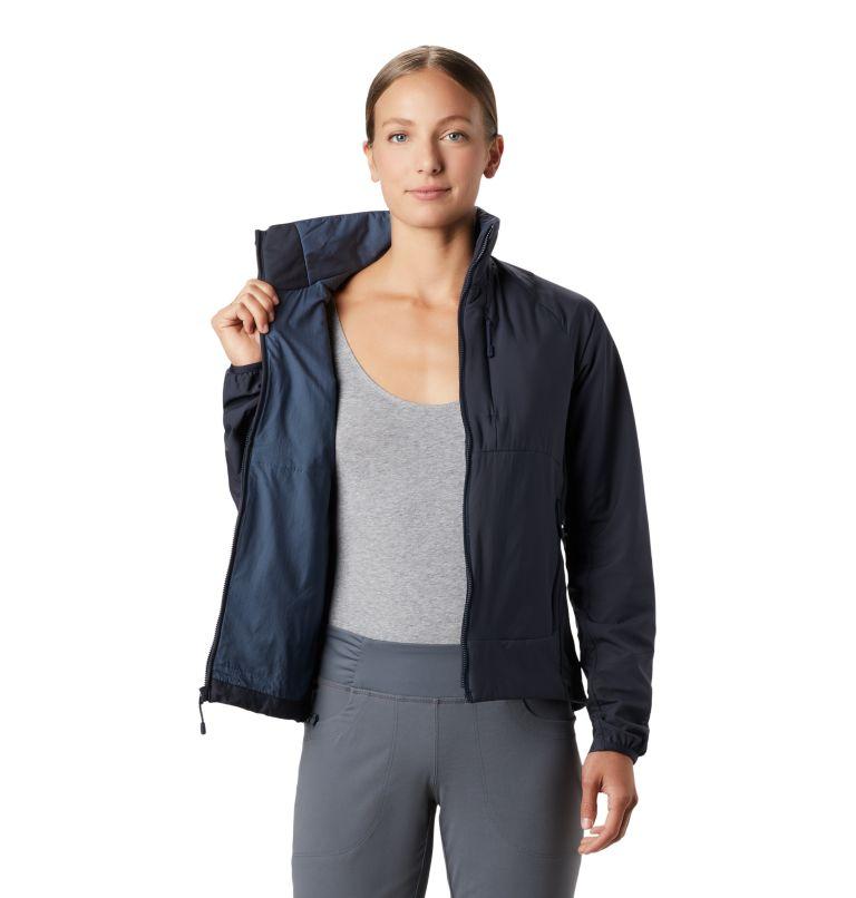 Kor Cirrus™ Hybrid Jacket | 406 | XS Women's Kor Cirrus™ Hybrid Jacket, Dark Zinc, a3