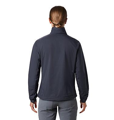 Manteau hybride Kor Cirrus™ Femme Kor Cirrus™ Hybrid Jacket | 406 | L, Dark Zinc, back