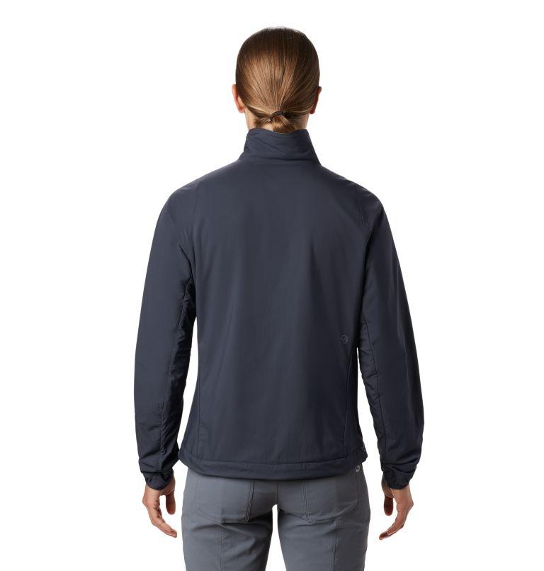 Kor Cirrus™ Hybrid Jacket | 406 | XS Women's Kor Cirrus™ Hybrid Jacket, Dark Zinc, back