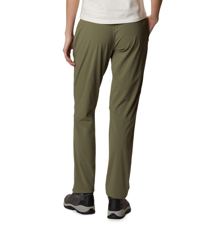 Chockstone/2™ Pant | 333 | 14 Women's Chockstone/2™ Pant, Light Army, back