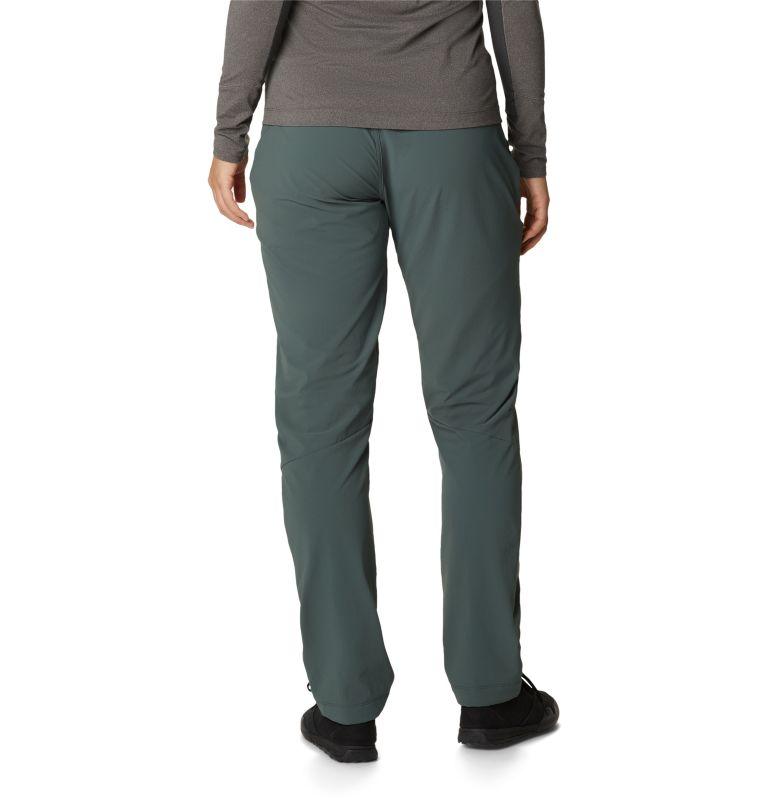 Chockstone/2™ Pant | 352 | 12 Women's Chockstone/2™ Pant, Black Spruce, back