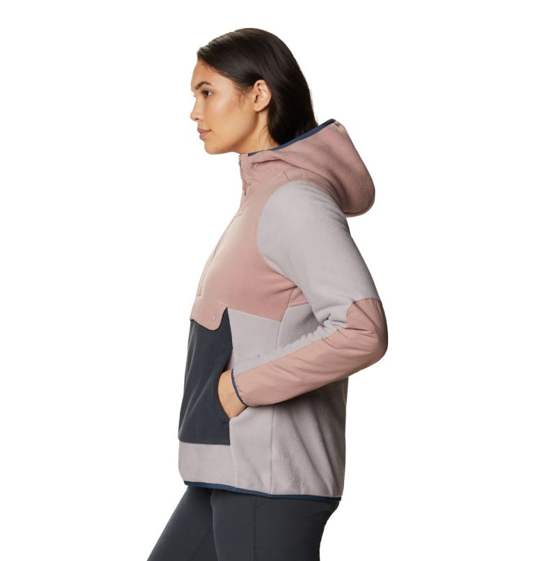 UnClassic™ Fleece Hoody | 643 | S Women's UnClassic™ Fleece Hoody, Smoky Quartz, a1