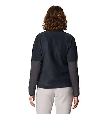 Manteau polaire UnClassic™ Femme UnClassic™ Fleece Jacket | 005 | L, Dark Storm, back