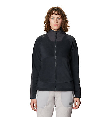 Manteau polaire UnClassic™ Femme UnClassic™ Fleece Jacket | 005 | L, Dark Storm, front