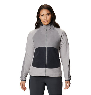 Women's UnClassic™ Fleece Jacket UnClassic™ Fleece Jacket | 005 | L, Light Dunes, front