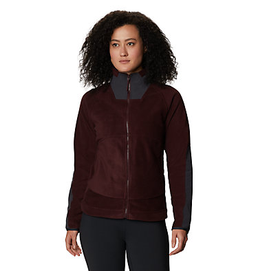 Women's UnClassic™ Fleece Jacket UnClassic™ Fleece Jacket | 005 | L, Washed Raisin, front