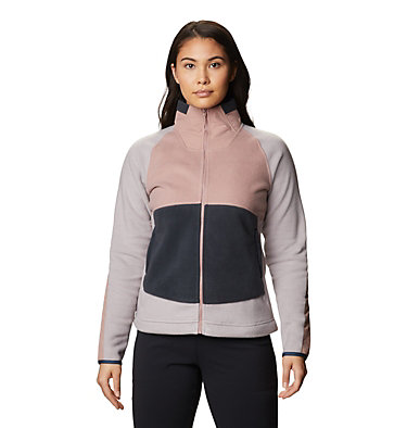 Women's UnClassic™ Fleece Jacket UnClassic™ Fleece Jacket | 005 | L, Smoky Quartz, front