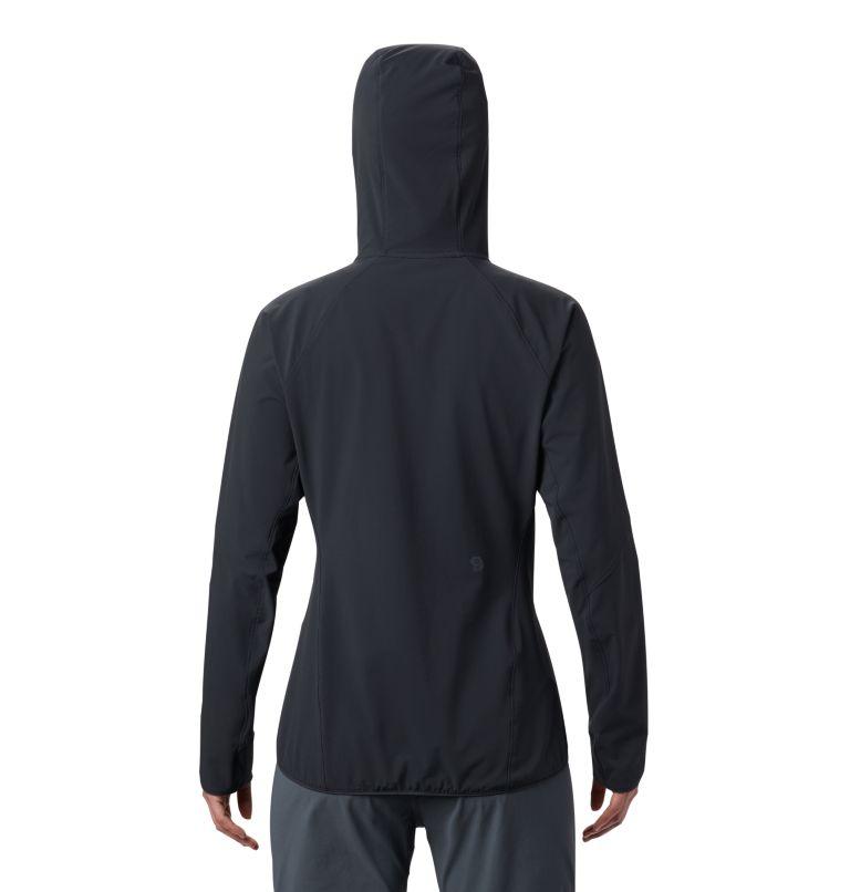Chockstone™ Full Zip Hoody | 004 | M Women's Chockstone™ Full Zip Hoody, Dark Storm, back