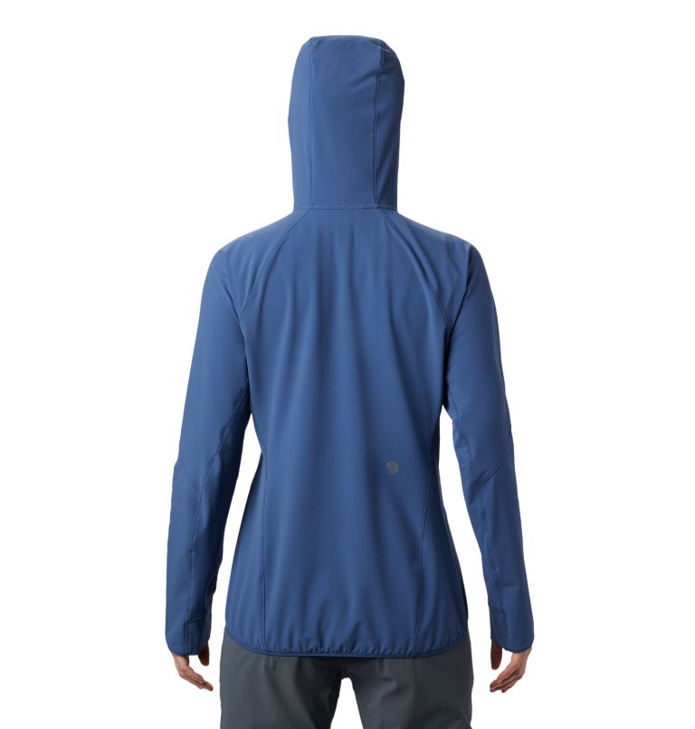 Chockstone™ Full Zip Hoody | 452 | L Women's Chockstone™ Full Zip Hoody, Better Blue, back