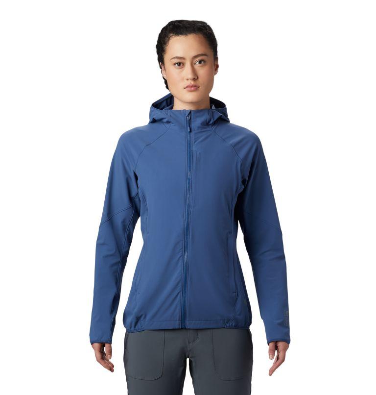 Chockstone™ Full Zip Hoody | 452 | L Women's Chockstone™ Full Zip Hoody, Better Blue, front